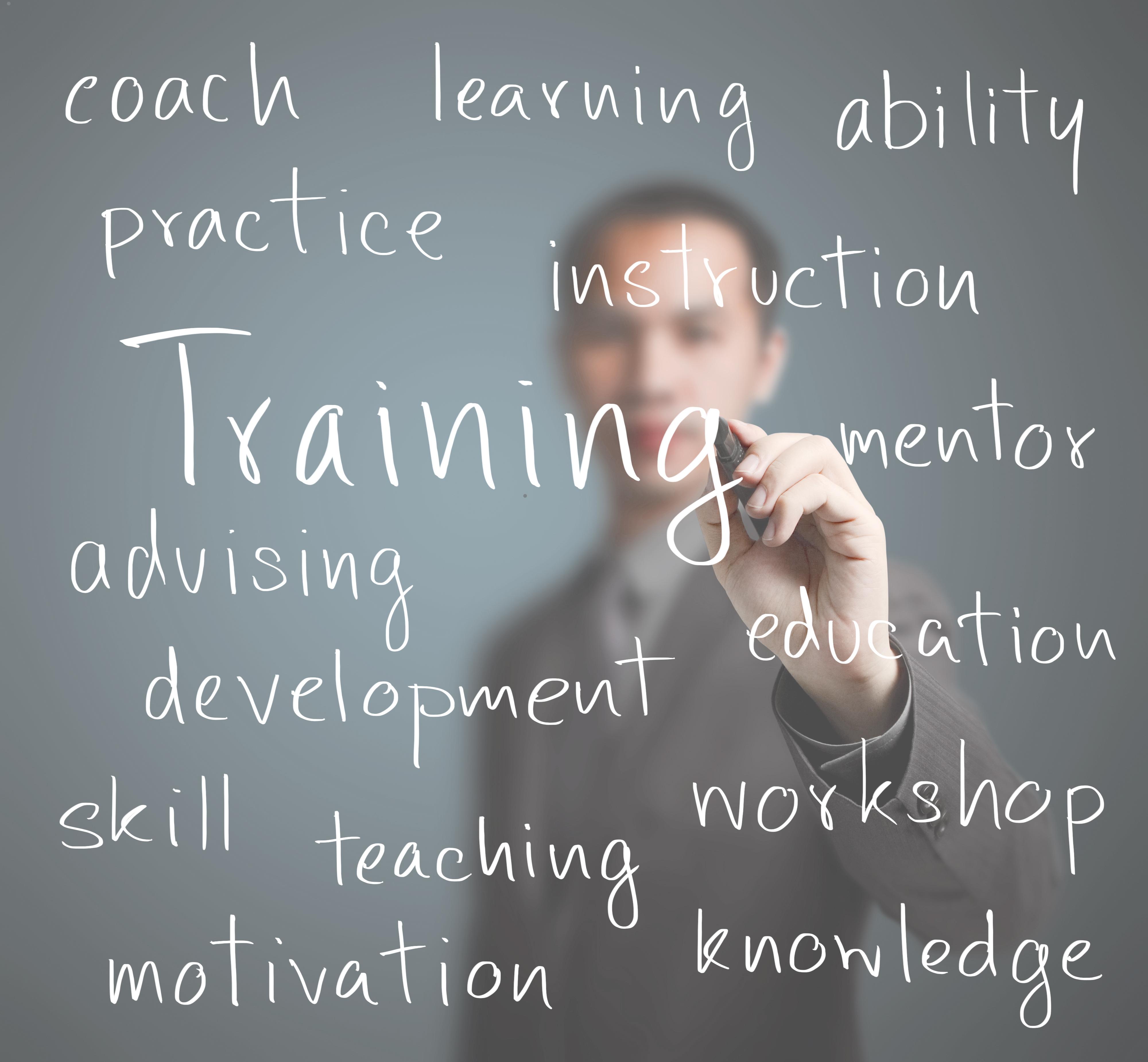 Training aangepast